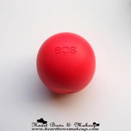 eos Smooth Sphere Lip Balm 'Summer Fruit' Review: The Cutest Lip Balm EVER!!