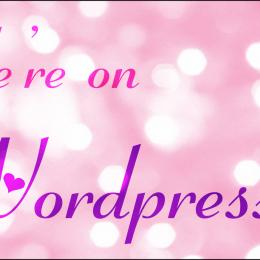 My Shift To WordPress & A Giveaway Announcement!