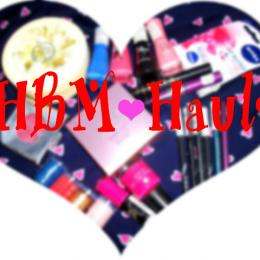 HBM Haul & Sneak Peek Of Upcoming Reviews FEAT Bourjois, TBS, Faces, Colorbar & Many More!