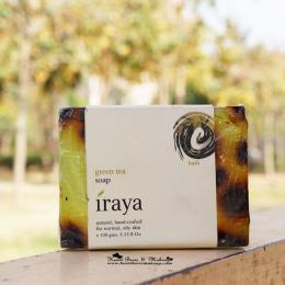 Iraya Green Tea Soap Review & Price in India