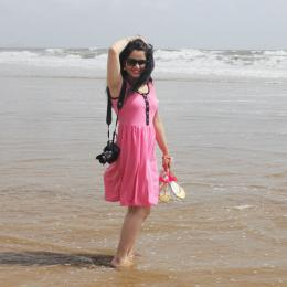 OOTD: A Day At The Beach!
