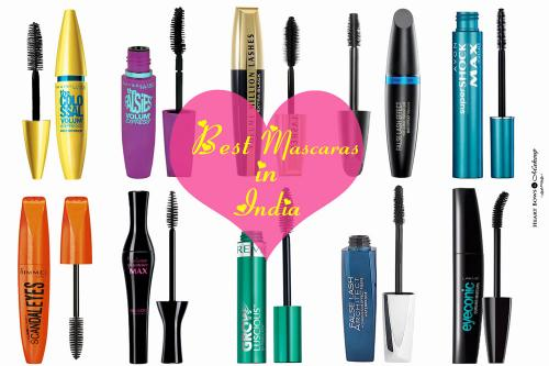 Best Mascaras In India- Affordable & Pocket Friendly!