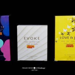 All Good Scents Premium Perfumes: Love & Joy, Evoke & Lolette Review