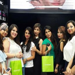 Colorbar Bloggers Meet & Darkened Summer Collection