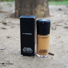 MAC Pro Longwear Foundation NC 30 Review & Swatches