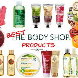 Best Body Shop Products: Our Top 10!