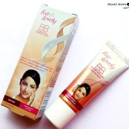 Fair & Lovely BB Cream Review, Swatches & Price