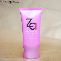 ZA Total Hydration Amino Mineral Refreshing Gel Review, Price & Buy India