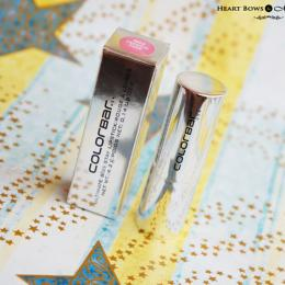 Colorbar Ultimate 8hrs Stay Lipstick French Pink Review, Swatches & Price