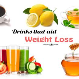 10 Healthy Drinks That Aid Weight Loss!