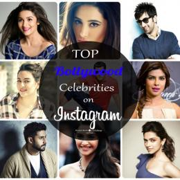 Top 10 Bollywood Celebrities You Should Follow on Instagram