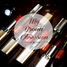 Indulging in Brown With L'Oreal Paris This Season! #MyColorObsession
