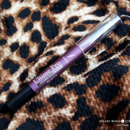 Faces Ultime Pro Eyeshadow Crayon Staying Alive Review, Swatches & Price