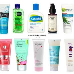 Best Face Wash For Combination Skin in India: Our Top 10!