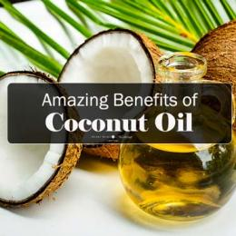 10 Benefits of Coconut Oil For Skin, Hair, Weight Loss & More!