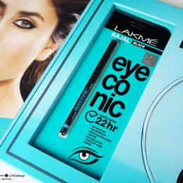 New Lakme Eyeconic Kajal Review, Swatches, Price & Buy Online India