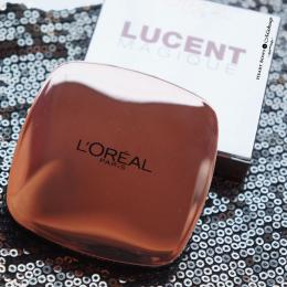 L'Oreal Paris Lucent Magique Blush Sunset Glow Review & Swatches