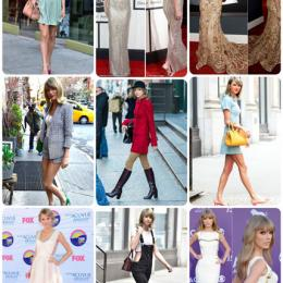Taylor Swift's Fashion Moments & Appearances: Our Top 10!