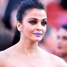 Why Aishwarya Rai's Purple Lips at Cannes 2016 is The Dopest Thing You'll See Today!