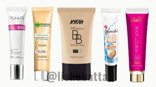 Best Affordable BB Creams in India!