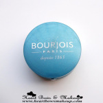 Bourjois Ombre à paupières Eye Shadow 02 : Review, Swatches & Pictures