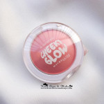 Maybelline Cheeky Glow 'Peachy Sweetie' Blush Review : The Best Blush For Beginners & College Go-ers!