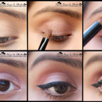 Step by Step Tutorial: Everyday/ Office/ Neutral Eyemakeup in 5 Easy Steps