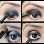 Green Smokey Eye Makeup Step By Step Tutorial: New Year's Eve Party Makeup