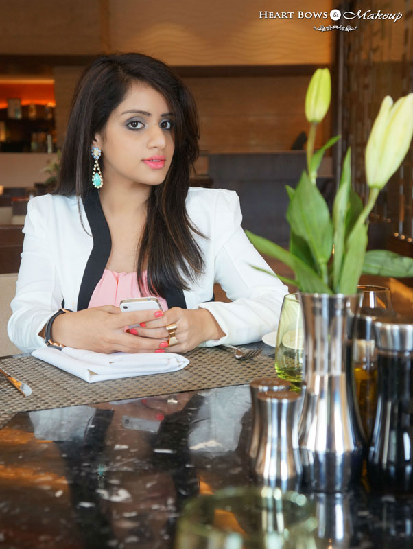 Lisha- Beauty & Fashion Blogger From Delhi