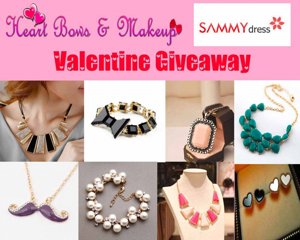 International Valentine's Day Giveaway