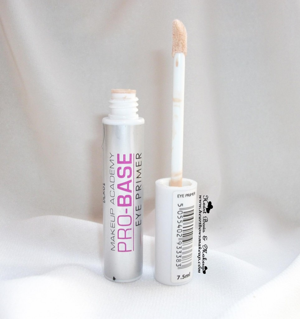 mua pro base eye primer review