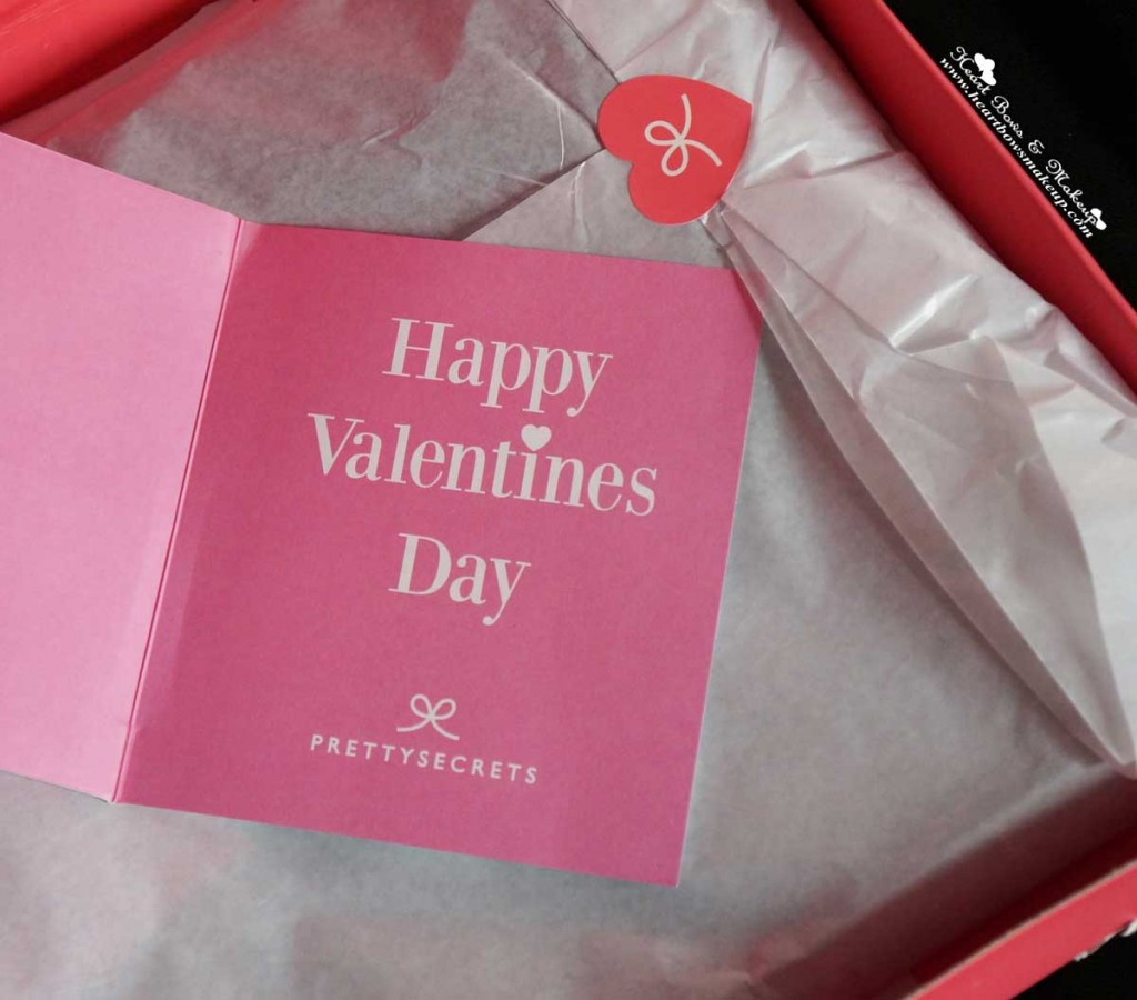 prettysecrets valentine's day gifts for her