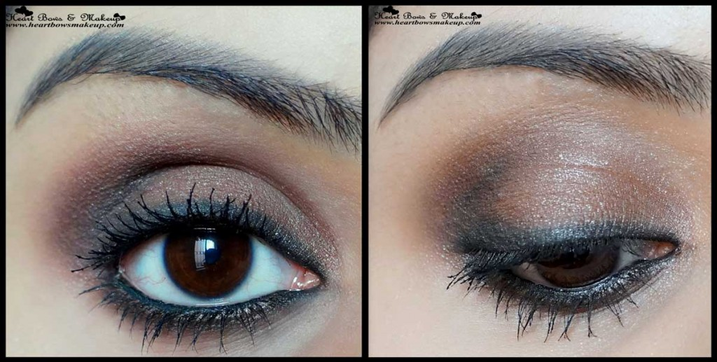 Soft Brown Smokey Eyemakeup Tutorial Valentine's Day Eyemakeup Tutorial