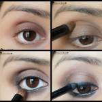Valentine's Day Eyemakeup Tutorial: Soft Brown Smokey Eyes!