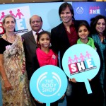 The Body Shop and Vivek Oberoi Launch S.H.E. – SUPPORT HER EDUCATION