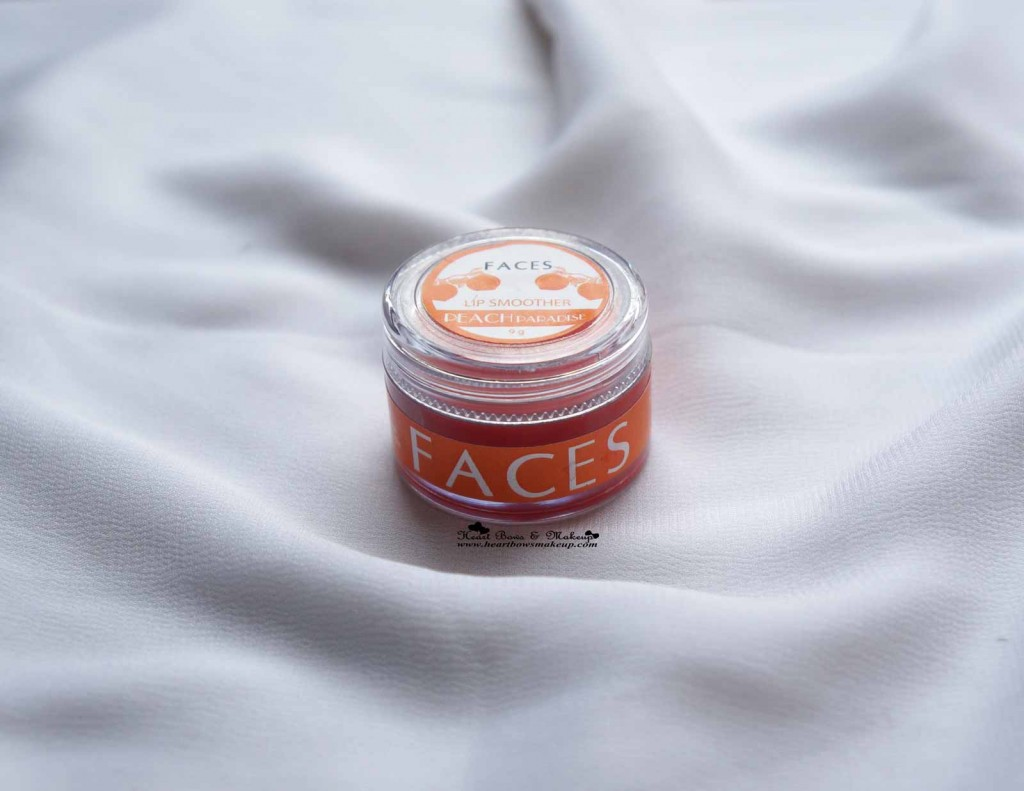 Faces Lip Smoother Peach Pleasure Review Buy Online India