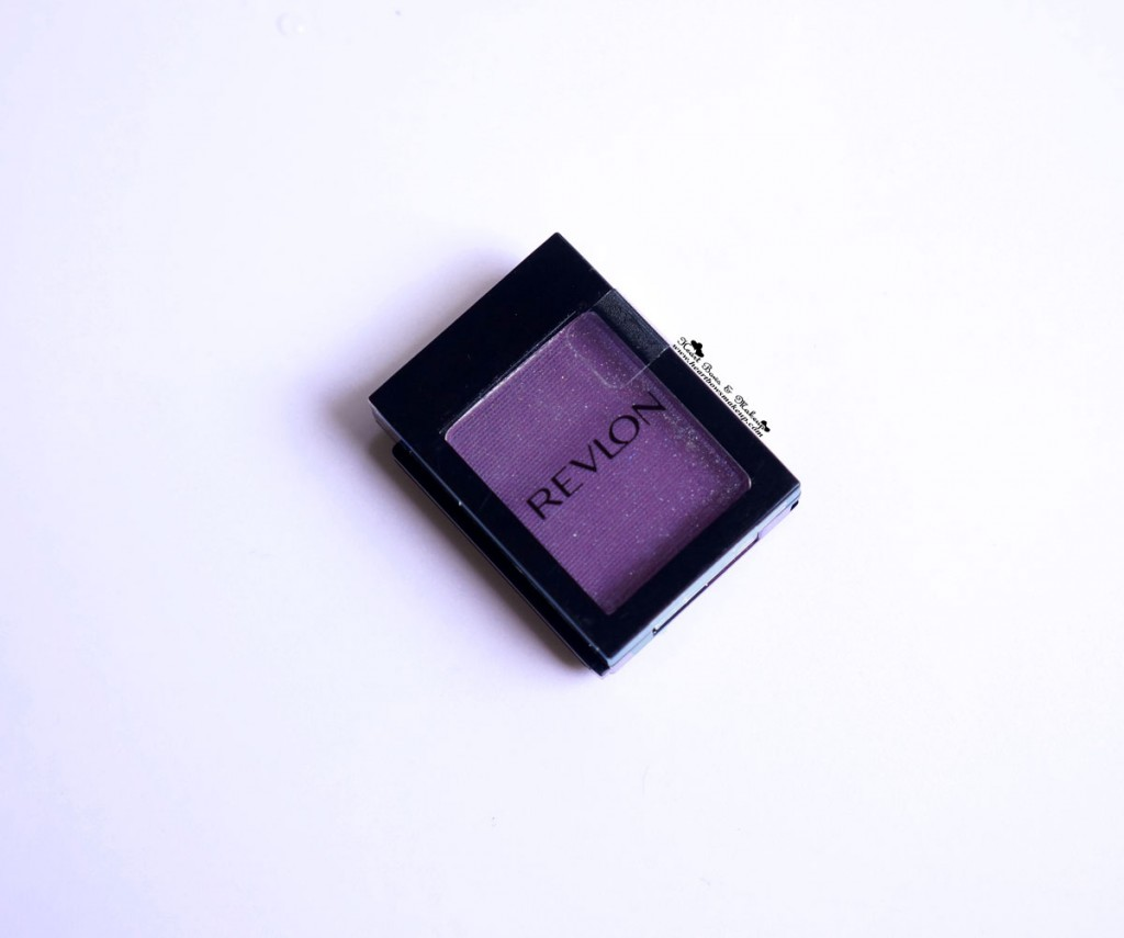 Revlon Colorstay ShadowLink Plum Review Swatch Price in India