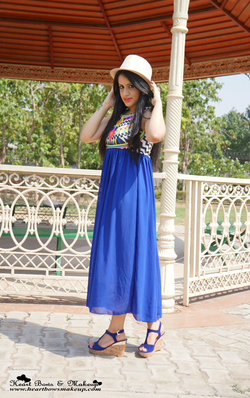 Indian Beauty Blog: Summery OOTD!