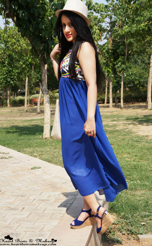 Indian Fashion Blog: Summer Outfit Post