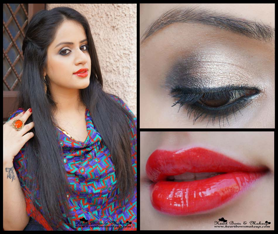 Indian Wedding Party Makeup Step By Tutorial