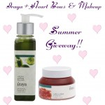 Iraya + Heart Bows & Makeup Summer Giveaway!