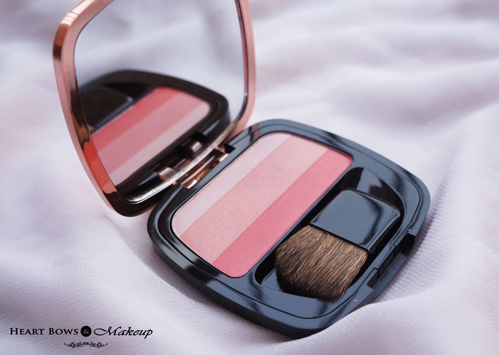 New L'Oreal Lucent Magique Blush Of Light Glow Blushing Kiss Review
