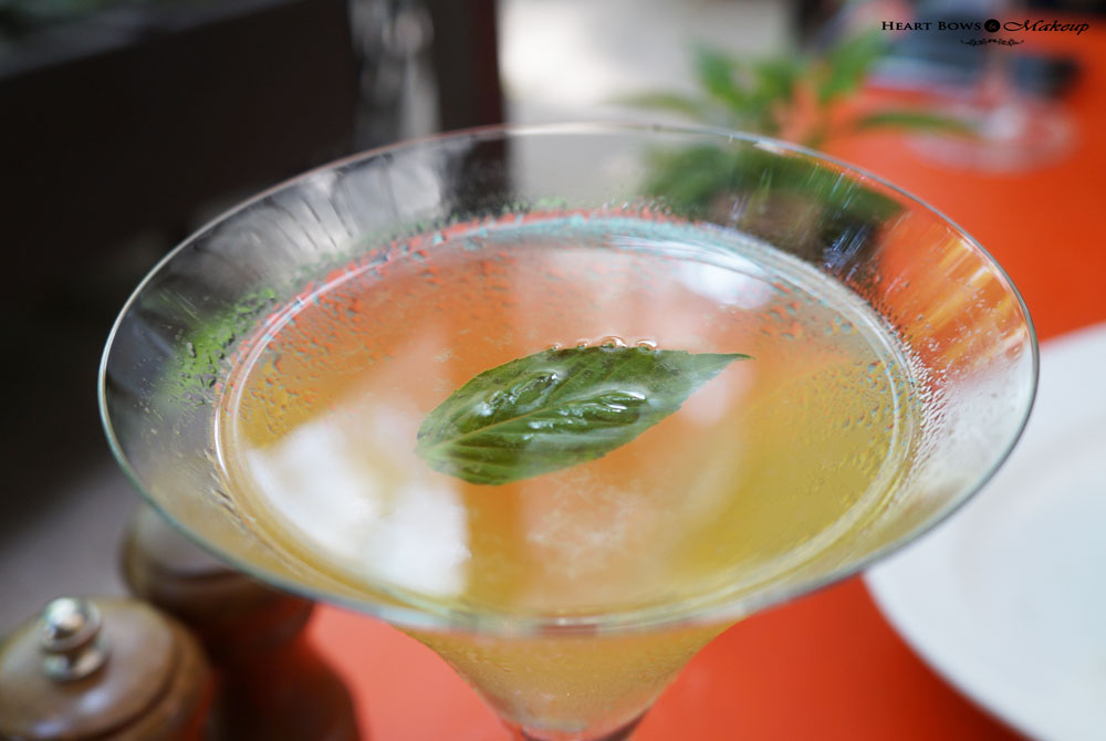 Indian Food Blog: Lodi- The Garden Restaurant Monsoon Festival Review & Drinks