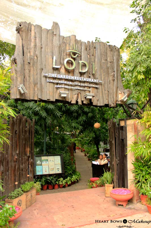 Lodi- The Garden Restaurant Review & Pictures