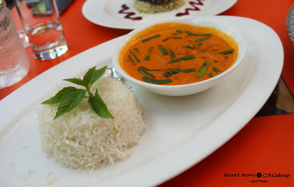 Indian Food Blog: Lodi- The Garden Restaurant Review & Dishes