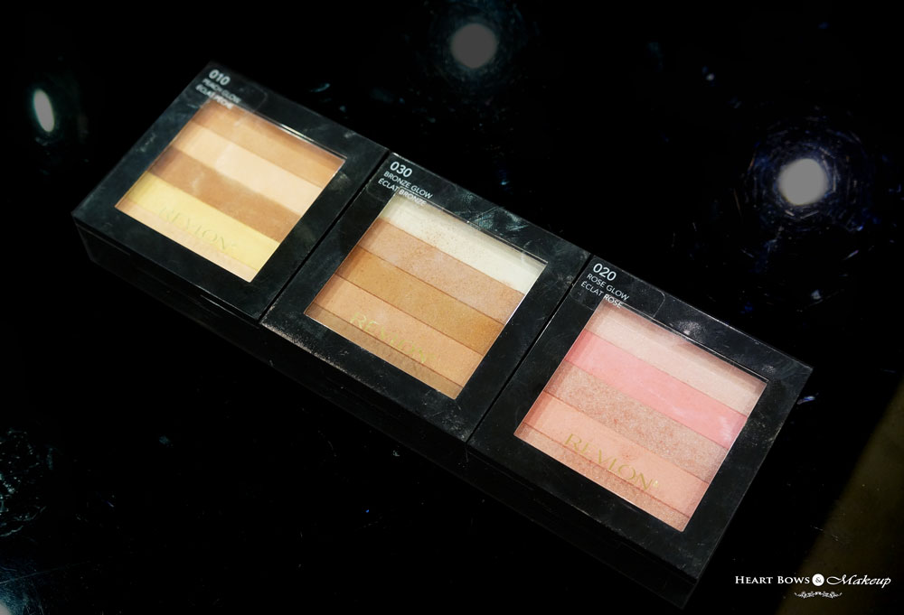 Revlon Highlighting Palette Swatches, Shades, Price & Buy Online in India