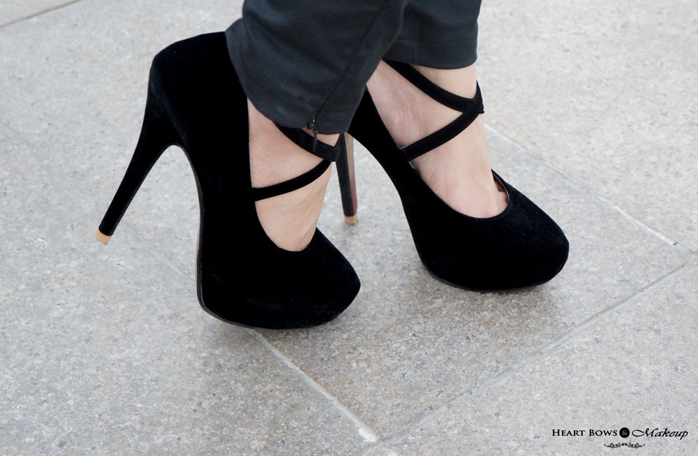 Sammydress Black Pumps