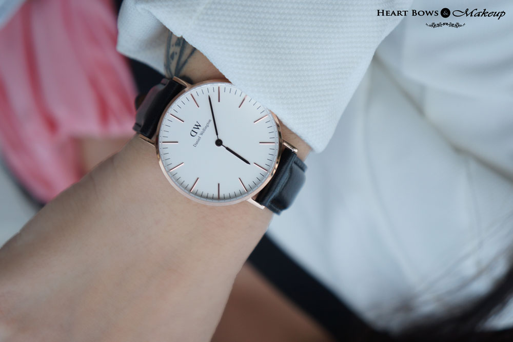 Daniel Wellington Watch Classic Bristol Lady