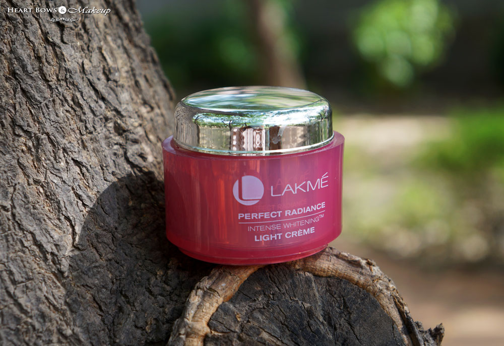 Lakme Perfect Radiance Intense Whitening Cream Review, Price & Buy Online India