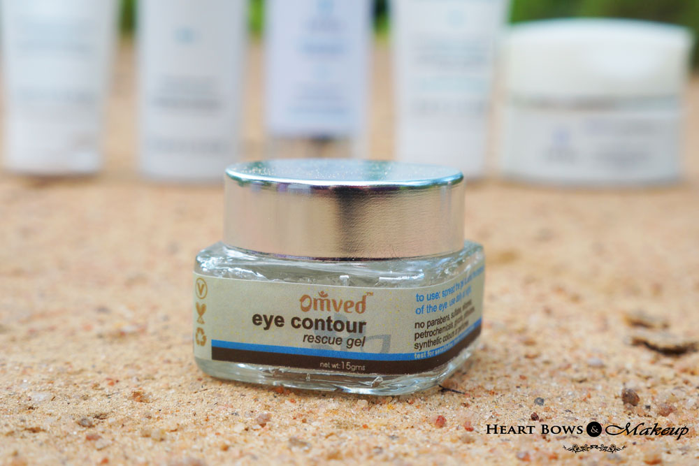 Omved Eye Contour Gel Review